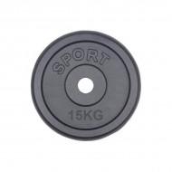 Gewichtsschijf 15KG
